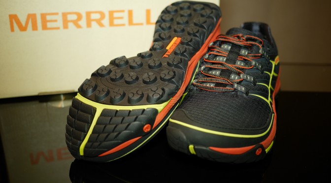 Merrell All Out Rush Review