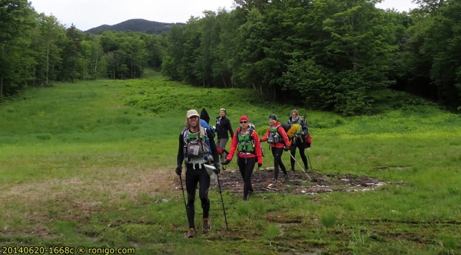 Taming the 100 Mile Wilderness of Maine