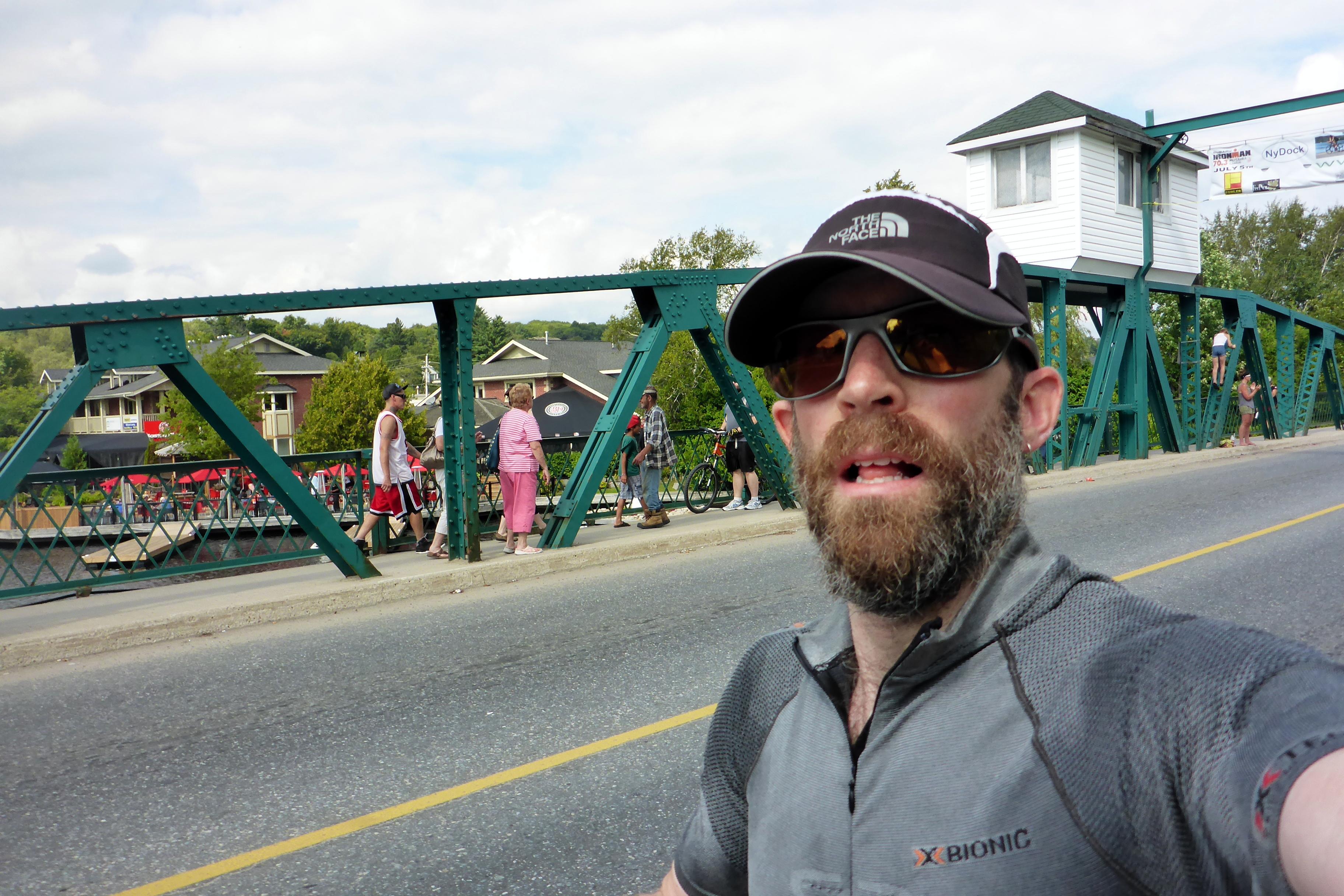 Running in Huntsville