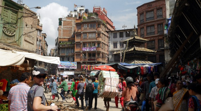 Nepal: Sights and Sounds of the Cities
