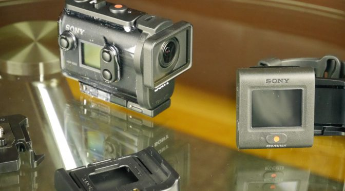 Sony HDR-AS50R Action Camera Review
