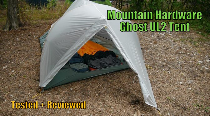 Mountain Hardwear Ghost UL2 Tent Review