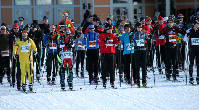 The Good and Bad at Gatineau Loppet