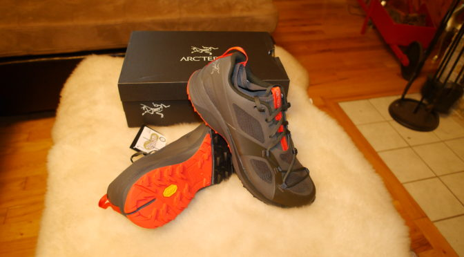Arc'Teryx Norvan VT Shoes Review