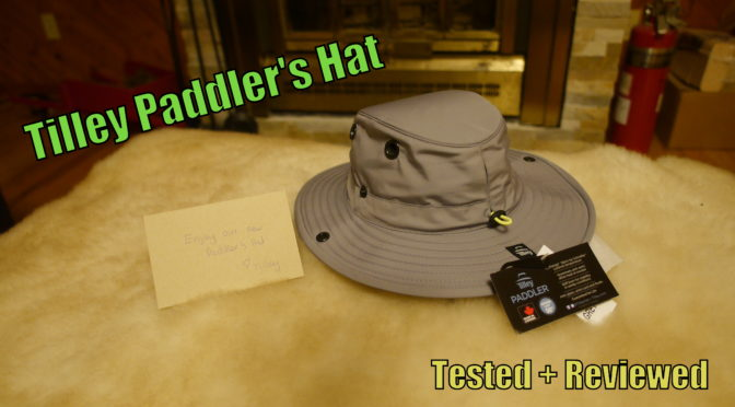 Tilley Paddler's Hat Review