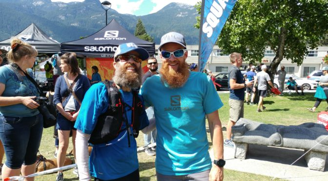 Racing for Redemption in Squamish