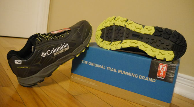 Columbia Caldorado II Shoe Review