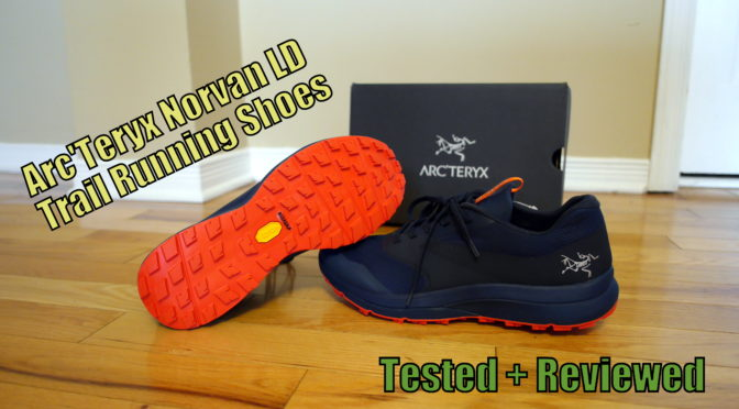 Arc'Teryx Norvan LD Shoes Review