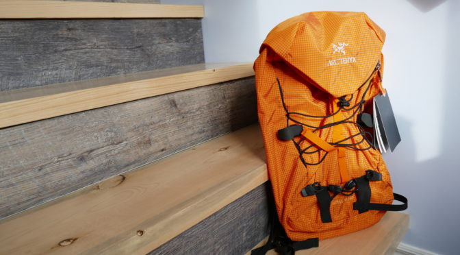 Arc'Teryx Alpha AR 20 Backpack Reviewed